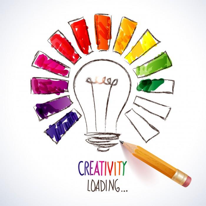 Píntate De Optimismo Y Creatividad: Pensamiento Creativo En Publicidad