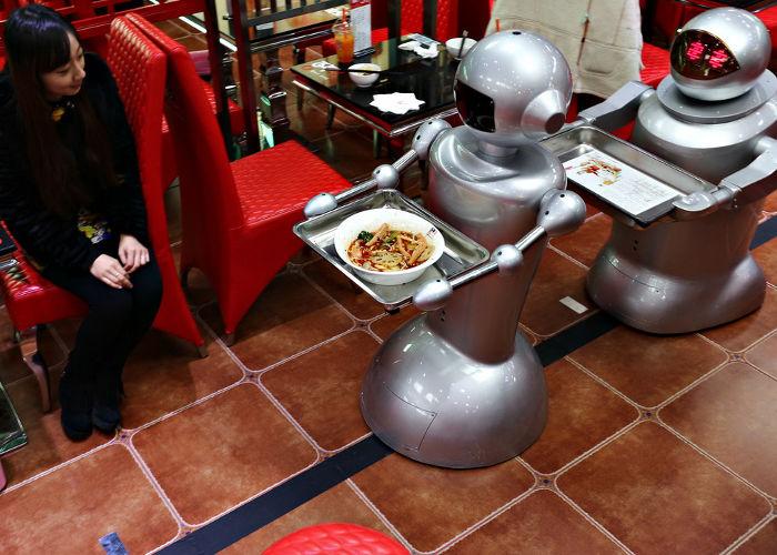 robot-camarero